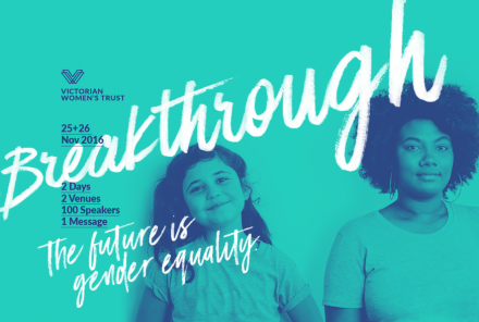 Breakthrough 2016 | Melbourne
