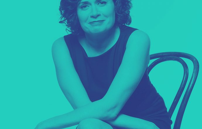 Comedy Queen Judith Lucy will be Performing at Breakthrough!