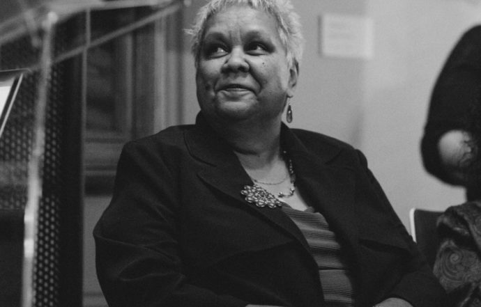 We Can and We Will: Celebrating Dr. Jackie Huggins AM