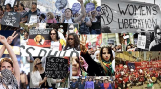 March   International Women's Day Rally (Melb) 5.30-6.30PM