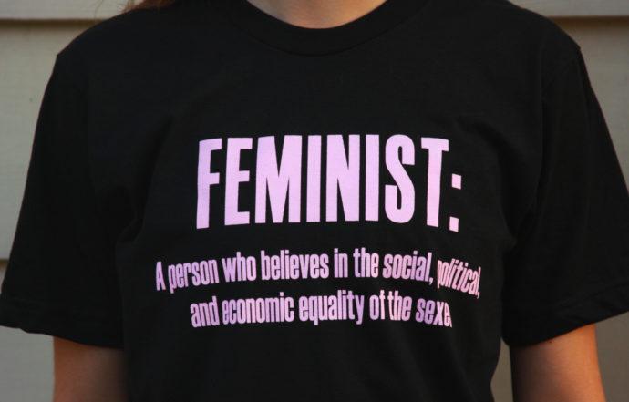 Feminism: more than sartorial statements