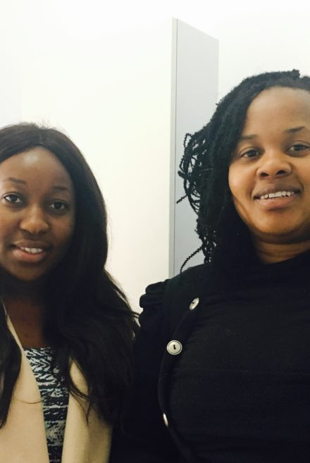 Meet Kapambwe and Lorraine, co-founders of African Family Services