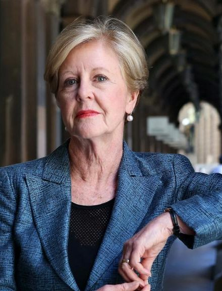 10 times Gillian Triggs made us proud