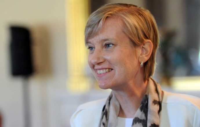 Vale Fiona Richardson, fearless advocate for women & girls
