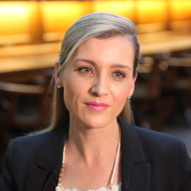 Dr Skye Saunders