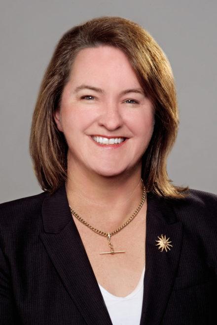 The Hon. Mary Wooldridge MP