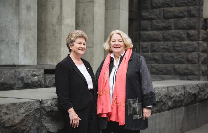 Partnerships that make us: Mary & Alana's story