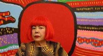 EXHIBITION | YAYOI KUSAMA: LIFE IS THE HEART OF A RAINBOW
