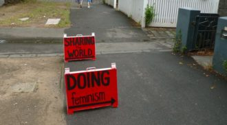TALK | DOING FEMINISM: ART TALK PROGRAM