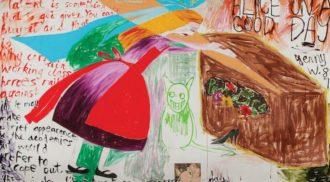 Exhibition | JENNY WATSON: THE FABRIC OF FANTASY