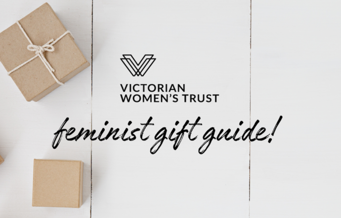 What to get the feminist in your life who has everything
