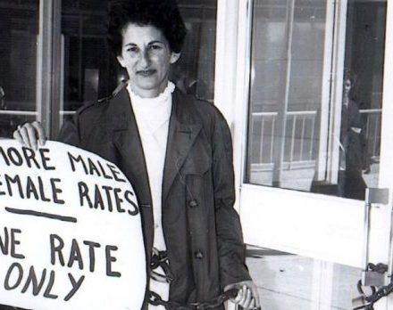 Zelda D'Aprano was a feminist trailblazer