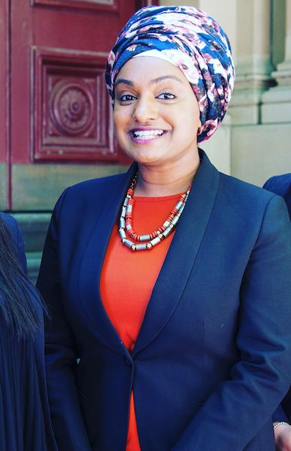 Azmeena Hussain