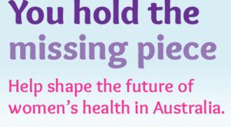 SURVEY | Jean Hailes Women's Health Survey
