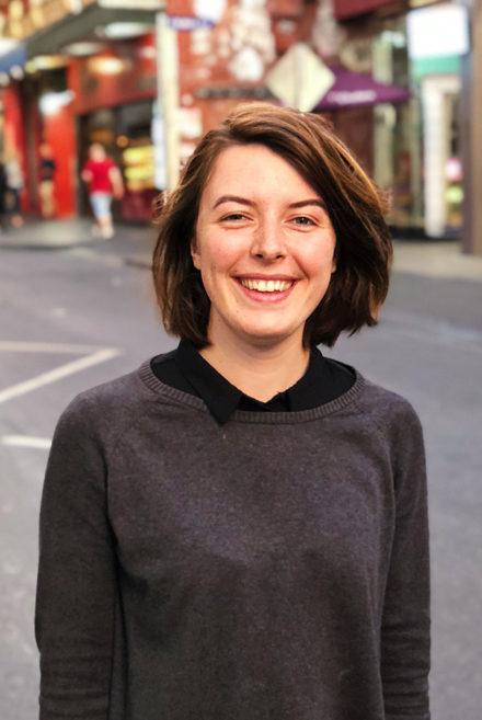 Dr Victoria Berquist