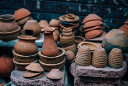 Perpetrators Firing up the Pottery Community