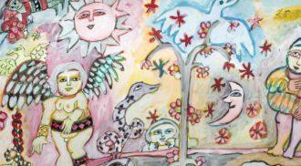 EXHIBITION | Mirka Mora at Heide Museum of Modern Art