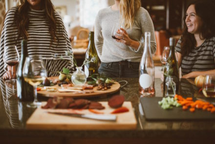 Sex, Drugs and Family Violence: Navigating Christmas Lunch
