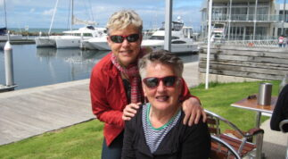 Jan Webster and Sue Peterson Sub Fund