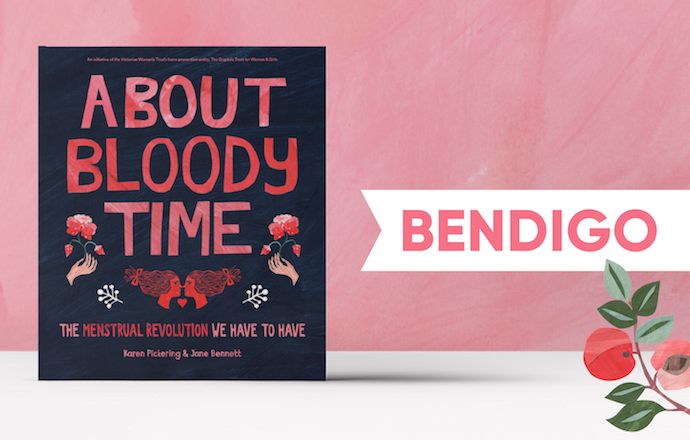 About Bloody Time Book Launch | Bendigo
