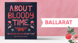 About Bloody Time Book Launch | Ballarat