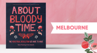 About Bloody Time Book Launch | Melbourne
