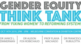 Gender Equity Think Tank: From 'Fixing Women' to Reforming Systems