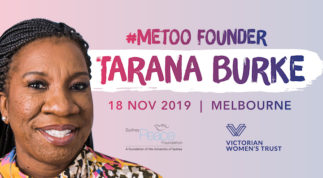 #MeToo Founder Tarana Burke | Melb | One Night Only
