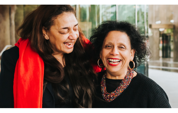 Begin as you mean to go on: talking friendship with Leanne Miller + Duré Dara OAM