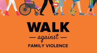 Walk Against Family Violence