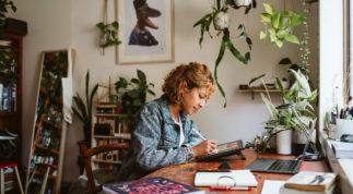 Profile: Feminist art maker Michelle Pereira