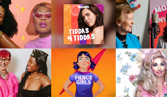 Feminist podcasts we can't stop talking about