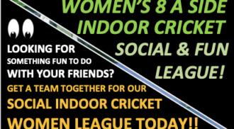 Women Indoor Cricket League