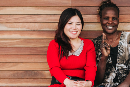 A Gender Lens: for Inclusive Philanthropy