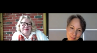 Feminist Fridays live with Alana Johnson AM + Gabrielle Chan