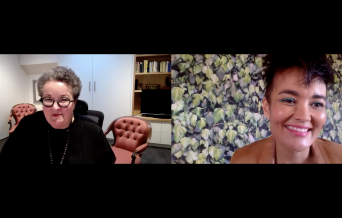 Feminist Fridays live with Yumi Stynes + Prof. Jane Fisher