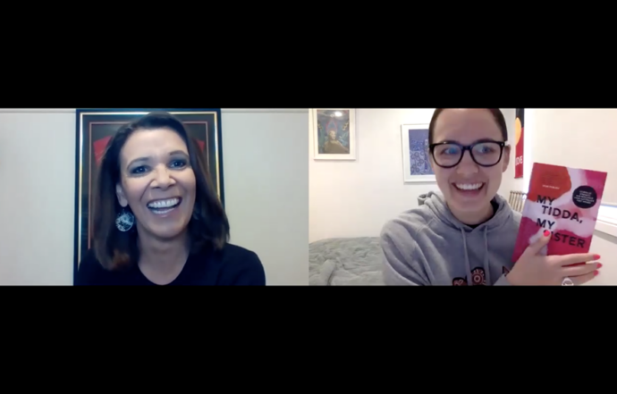 Feminist Fridays live with Marlee Silva + Shelley Ware