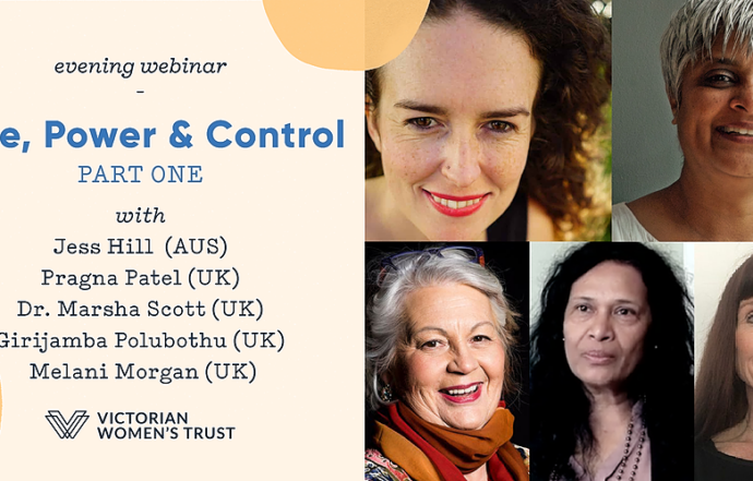 Transcript | Love, Power & Control Part One: Perspectives from the UK