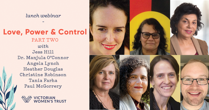 Transcript | Love, Power & Control Part Two: The Australian Context