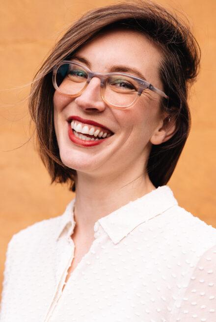 Leah McPherson