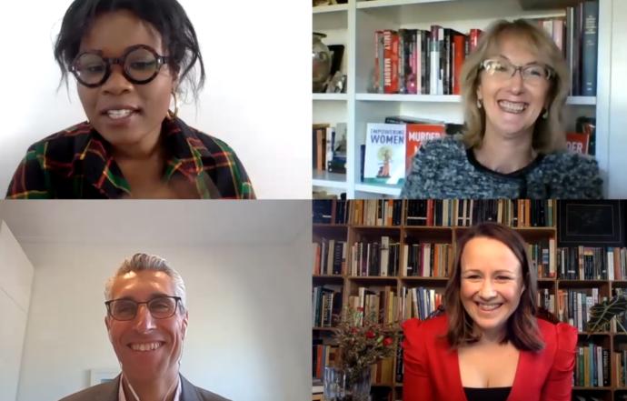 Watch: Empowering Women Talk