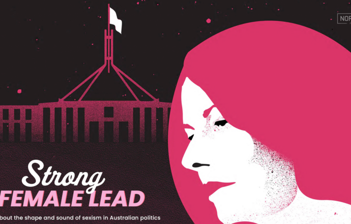 The shape and sound of sexism in Australian politics